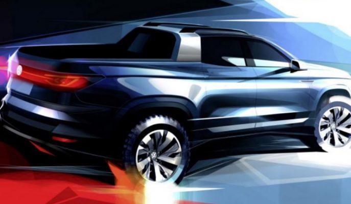 Ticari Araçlarda Ortaklık Kuran VW – Ford İkilisinden Yeni Kamyonet Modeli!