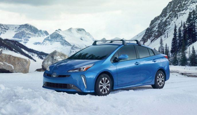 Toyota Yeni Prius'a Çok Sağlam Bir Özellik Getiriyor!