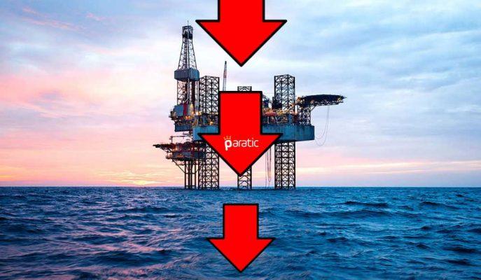 7 Haftada Yüzde 30'un Üzerinde Düşen Petrol Fiyatları 13 Ayın Dibinde!