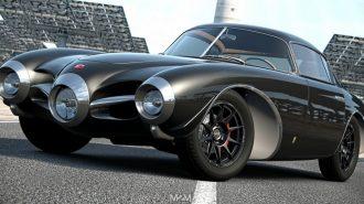 Franco Scaglione'nin Tasarım Harikası Otomobili 1952 Abarth 1500!