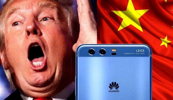 ABD Yasak Koyduğu Huawei ve ZTE'nin Dünya Genelinde Yasaklanmasını İstiyor