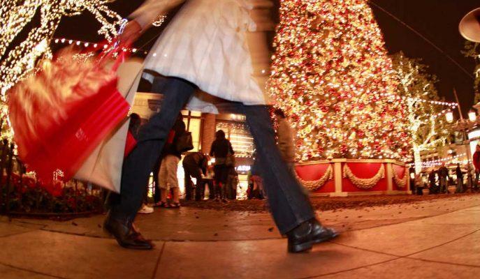 ABD Noel Tatili Perakende Satışları Bu Yıl İlk Kez 1 Trilyon Doları Aşacak!