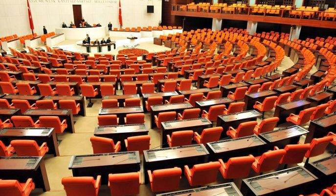 AK Parti'nin Ekonomiyle İlgili Kanun Teklifi TBMM'ye Sunuldu