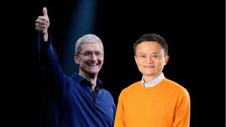Alibaba'nın Rekor Kıran Bekarlar Günü'nde En Çok Satan Telefon Markası Apple Oldu!