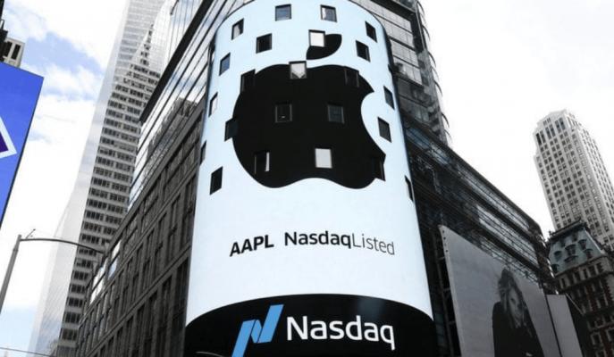Apple Hisselerindeki Çöküş, Wall Street'te Görülen 3 Günlük Pozitif Seriyi Bozdu!
