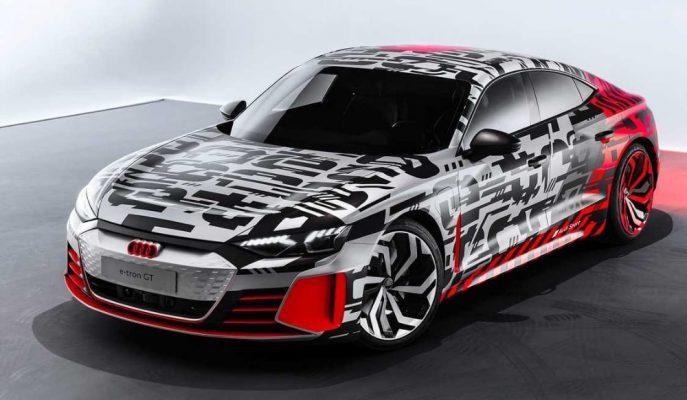 Tesla Model S Rakibi Audi e-Tron GT'de Sona Yaklaşılıyor!