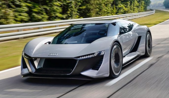 """Audi Patronu """"PB18 EV Concept""""in Üretilebileceğini Söyledi!"""