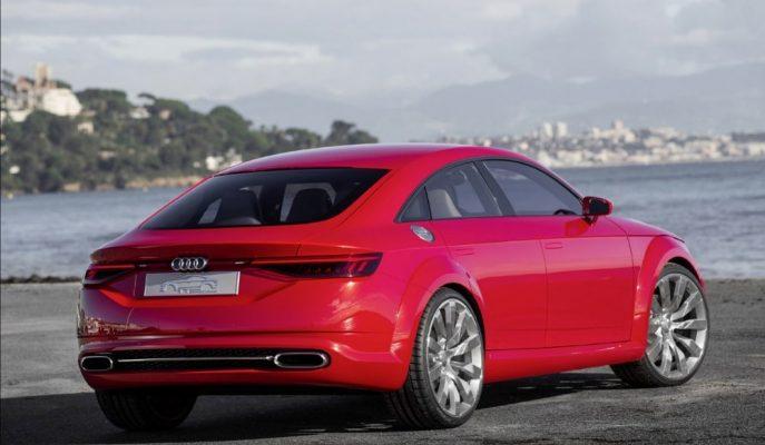 Audi'nin Spor Arabası TT Artık Hayatına Dört Kapılı Devam Edecek!