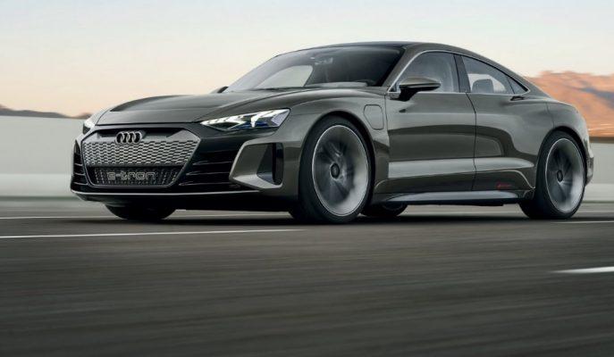"""Audi Sport Ekibinin Muhteşem Eseri: """"2021 e-tron GT"""""""
