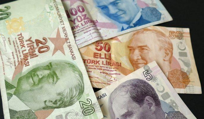 Bankacılık Sektörünün Kredi Hacmi 2,5 Trilyon Liraya Geriledi