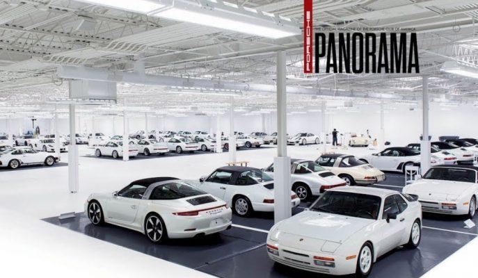 Dünyanın En Nadir ve Beyaz Porsche Koleksiyonu!