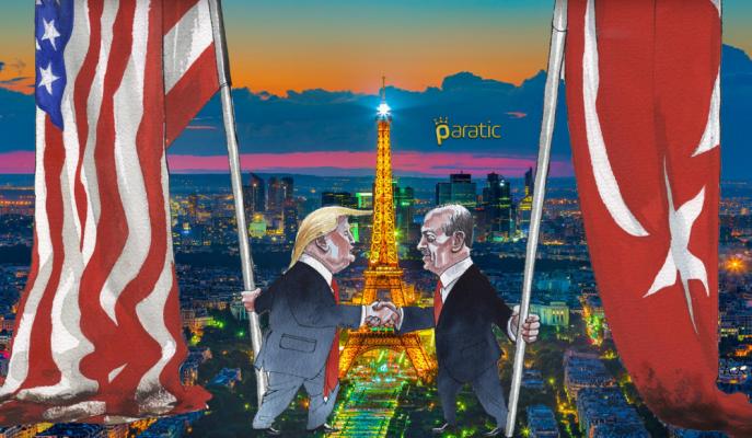 Erdoğan ve Trump Kriz Sonrası İlk Kez Paris'te Yüz Yüze Görüşecek