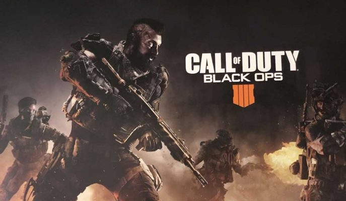 Yoğun Eleştirilen Call of Duty Black Ops 4 Şimdiden Yılın En Çok Satan Oyunu Oldu