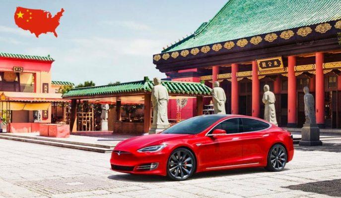 Tesla Auto Çin'de Alarm Durumuna Geçti!