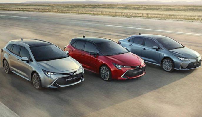 12. Nesil Toyota Corolla Sedan'ın Hangi Motorla Üretileceği Belli Oldu!