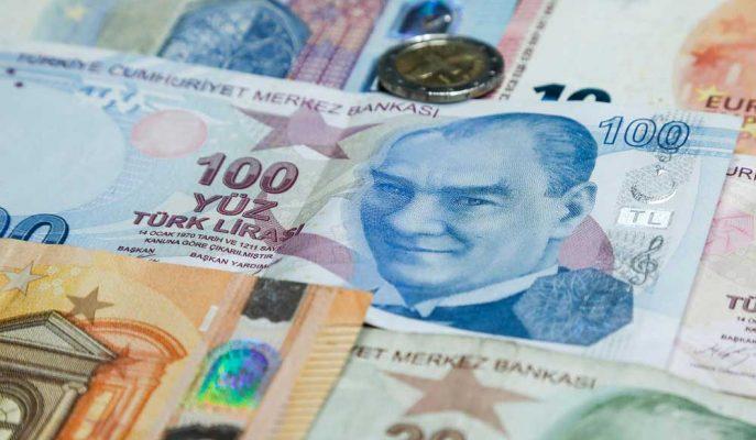 Dolar Kuru 5,30 Sınırını Denedikten Sonra 5,35 Liraya Yakın Seyrediyor