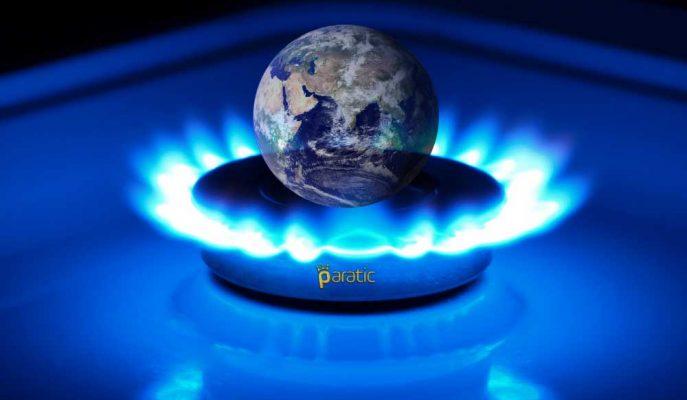 Dünyanın İkinci Enerji Kaynağı 2030'da Doğal Gaz Olacak