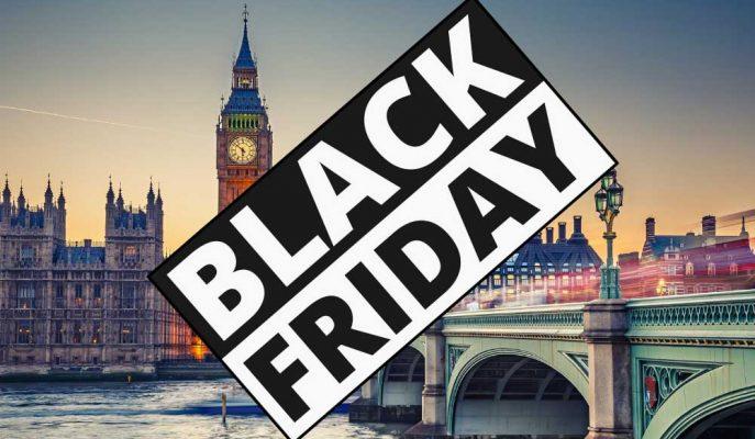 Dünyaya Yayılan Black Friday Çılgınlığı Amazon'a İngiltere'de Rekor Kırdırıyor!