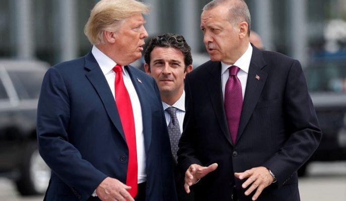 Erdoğan ve Trump Görüşmesinde Rusya – Ukrayna Meselesi Ele Alındı