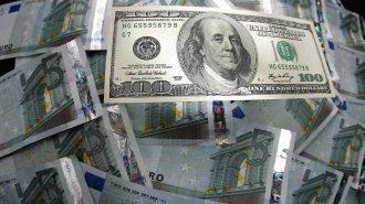 EUR/USD Paritesi Brexit Endişeleriyle 1,13 Doların Altına Geriledi