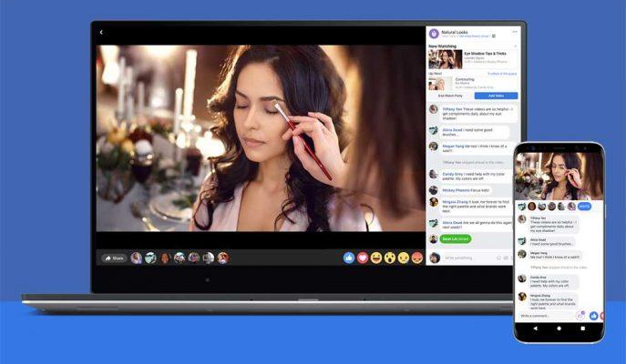 Facebook Messenger'da Paylaşılan Videolar Karşıdaki Kişiyle Beraber İzlenebilecek