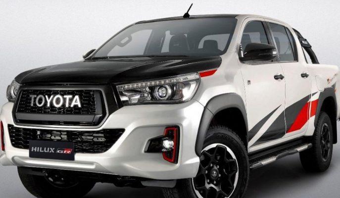 Gazoo Racing Yeni Toyota Hilux GR Sport'u Hazırlıyor!