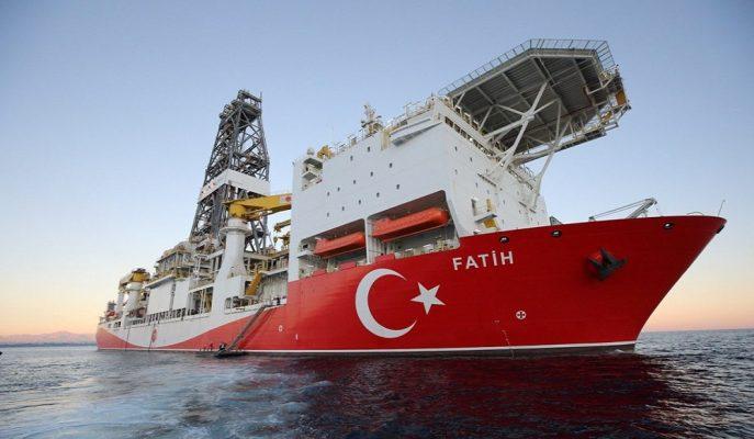 Türkiye'nin 2. Sondaj Gemisi Aralık'ta Çalışmalara Başlayacak