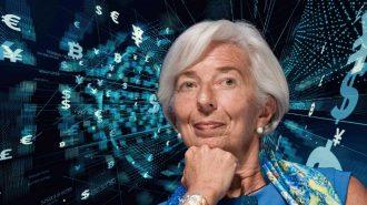 """IMF Başkanı Lagarde: """"Merkez Bankaları Dijital Para Çıkarmayı Düşünmeli"""""""