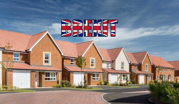 İngiltere'nin Konut Sektörü de Brexit Konusunda Kesinlik İstiyor!