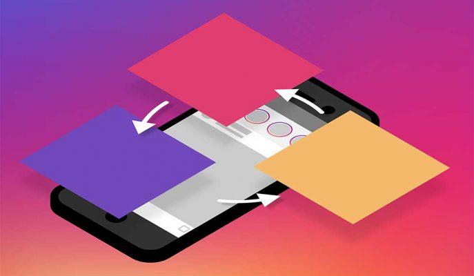 Instagram Profil Sayfalarını Yeniden Tasarlıyor