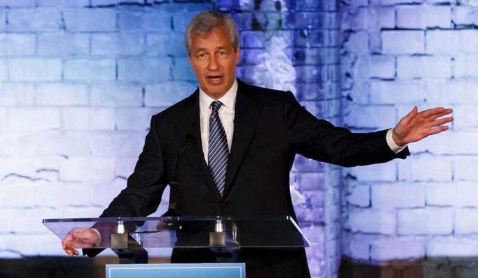JP Morgan CEO'su Jamie Dimon Ufukta Bir ABD Resesyonu Görmüyor!
