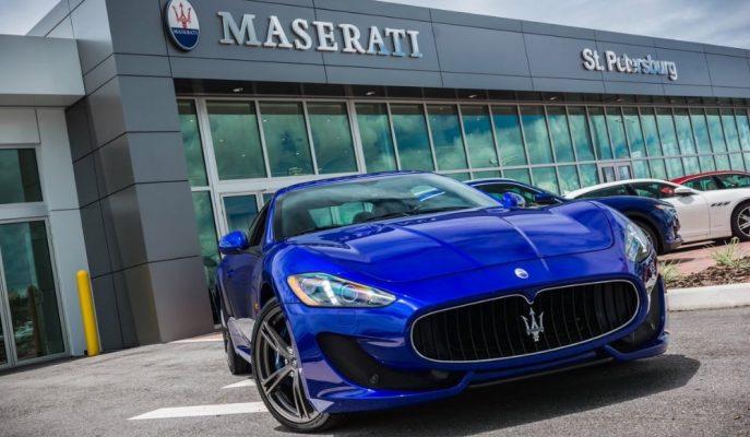 Maserati Mali Krizle Karşı Karşıya!