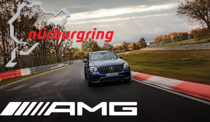 """Yeşil Cehennem'in Yeni En Hızlısı: """"Mercedes-AMG GLC 63 S"""""""