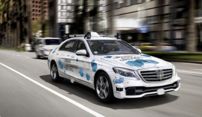 Daimler ve Bosch Kaliforniya'da Üst Seviye Otonom Pilot Projesini Başlatıyor!