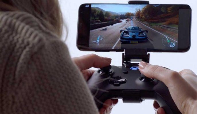 Microsoft Xbox Oyunlarını Samsung Telefonlara Getiriyor