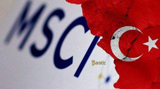 MSCI Türkiye Endeksi'nden Çıkarılan Şirketler Küçük Ölçeklilere Eklendi