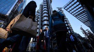 Piyasalar Daha Önce Hiç Anlaşmasız Brexit'e Benzer Bir Şey Görmedi