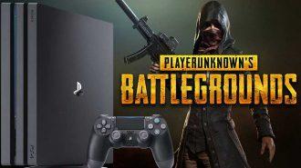 PUBG'nin PlayStation 4 Platformuna Geleceği Resmen Duyuruldu