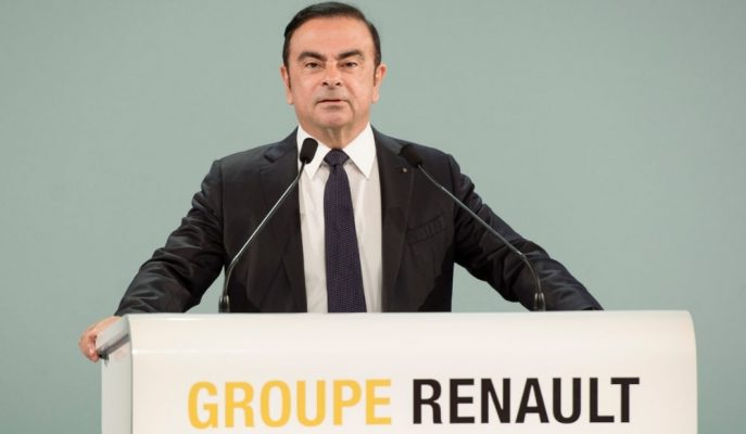Renault Usülsüzlük Davasında Carlos Ghosn'u CEO'luktan Almıyor!