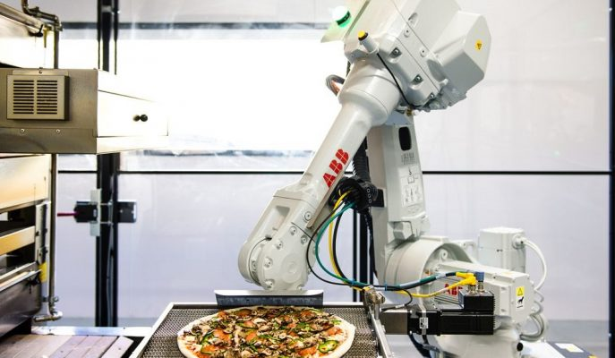 Robot Pizza Üreticisi Zume Softbank'tan 375 Milyon Dolar Yatırım Aldı