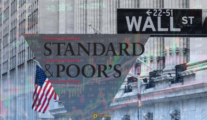 S&P 500 Endeksinde Son 8 Yıllık Yükseliş Dizisi Kırılma Gösteriyor