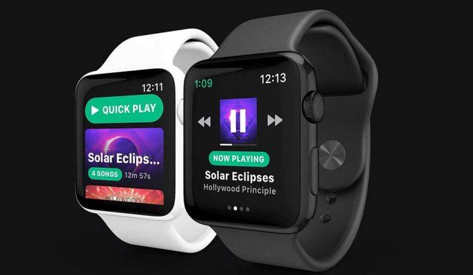 Spotify Apple Watch Kullanıcılarına Özel Uygulama Geliştiriyor