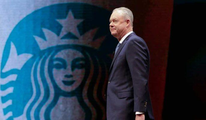 """Starbucks CEO'su: """"Çin'de Öğrendiklerimizi ABD'ye Uygulayacağız"""""""