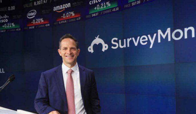 SurveyMonkey CEO'su Teknoloji Sektöründeki Volatilite ile İlgili Endişelenmiyor