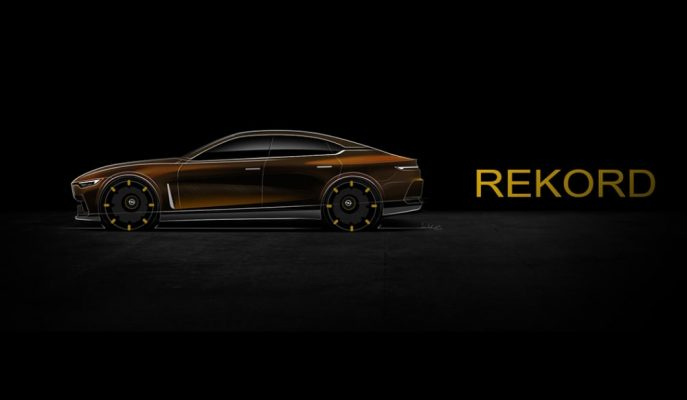 Opel'in Efsanelerinden Rekord Modeli Insignia Stilinde Yeniden Canlandırıldı!