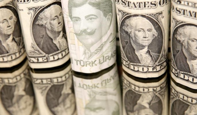 TL Dolar Karşısında 13 Ağustos'tan Bu Yana %41 Değer Kazandı