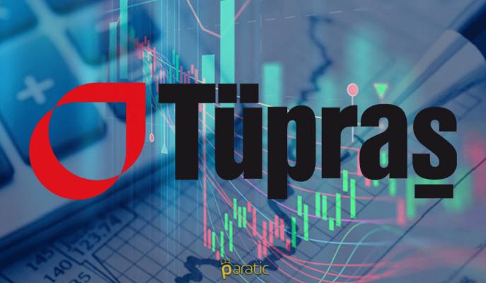 TUPRS 141 TL'den 138 TL'ye Güncellenirken, 4. Çeyrek ve Teknik Bakışı!