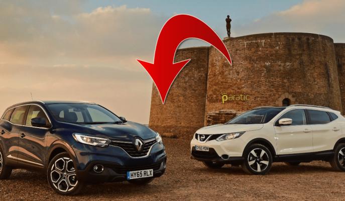 CEO'nun Maaş Skandalı Sonrası Renault-Nissan Hisseleri 3 Yılın Dibinde