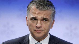 "UBS CEO'su: ""Avrupa Bankalarının Konsolidasyona İhtiyacı Var"""