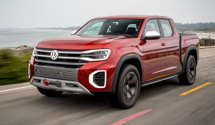 2022 VW Amarok'un Üretim Sürecini Ford Ranger T6 Platformu Üstlenecek!
